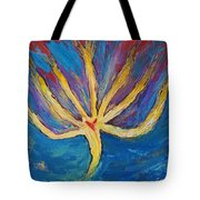 Holy Spirit Which Dwells In You Tote Bag
