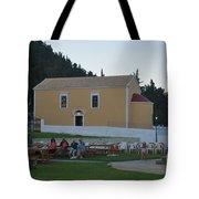 Holy Trinity Feast Tote Bag
