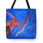 Holy Woman Icon Tote Bag