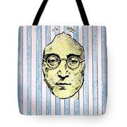 Homage To John Lennon  Tote Bag by John  Nolan