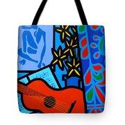 Homage To Matisse I  Tote Bag