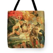 Homage To Rubens Tote Bag
