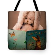 Home For A Bunny 1 Tote Bag