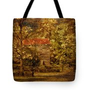 Home For Thanksgiving Tote Bag