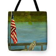 Home For The 4th Tote Bag
