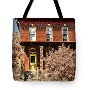Home For The Fall  Tote Bag