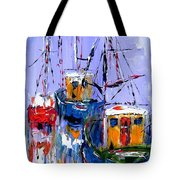 Wall Art Print  Titled Sail , Explore , Discover Tote Bag