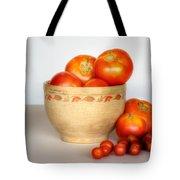 Home Grown Tomatoes II Tote Bag