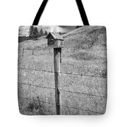 Home Home On The Range Tote Bag