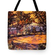 Home In Christiansburg Tote Bag