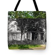 Home In Little Compton Rhode Island Tote Bag