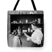 Home Medicine, C1900 Tote Bag
