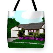 Home Of A Dear Friend Tote Bag