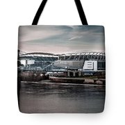 Home Of The Bengals Tote Bag