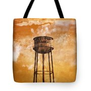 Home Of The Pilot Point Bearcats Tote Bag