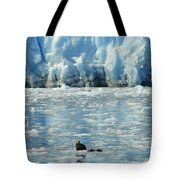 Home On The Cold Tote Bag