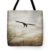 Home Safely Tote Bag