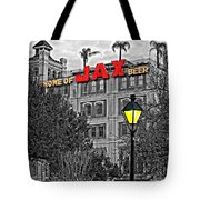 Home Sweet Home Monochrome Tote Bag