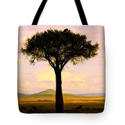 Home To Roost Tote Bag