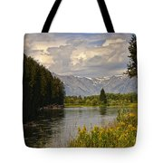 Homeground Waters Landscape Tote Bag