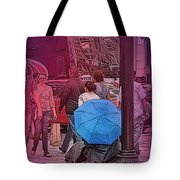 Homeless And Invisible  Tote Bag