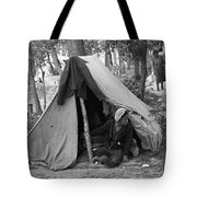 Homeless Boy, 1937 Tote Bag