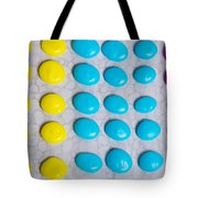 Homemade Candy Dots Tote Bag
