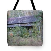 Homes With History Tote Bag