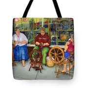 Homespun Fun Tote Bag