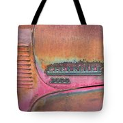 Homestead Chev Tote Bag