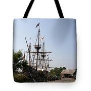 Homesteaders Ships Tote Bag