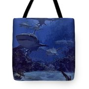 Homing Into The Rookery, Dry Bar, 1975 Tote Bag