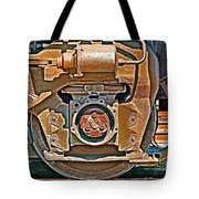 Hommage To Charles Scheeler Tote Bag