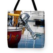 Honda Boat Engine Tote Bag
