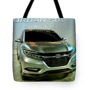 Honda Urban Suv Concept  2 Tote Bag