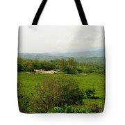 Honduran Homestead Tote Bag
