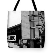 Honest Abe's Whistle Stop Tote Bag