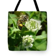 Honey And Clover Tote Bag