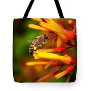 Honey Bee 4 Tote Bag