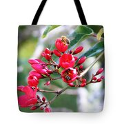 Honey Bee Working Tote Bag
