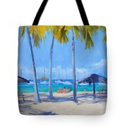 Honey Moon Beach Day Tote Bag