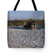Honeymoon Island Beach Tote Bag