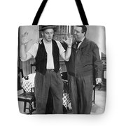 Honeymooners Tote Bag