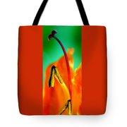 Honeysuckle Spectacular Tote Bag