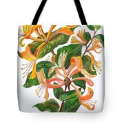 Honeysuckle Tote Bag
