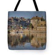 Honfleur In Normandy France Tote Bag