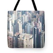 Hong Kong Suburbs Tote Bag
