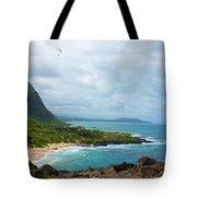 Honolulu Hi 10 Tote Bag