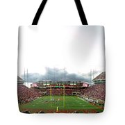 Honor At Death Valley Tote Bag