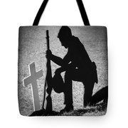 Honor In The Field Tote Bag by Carolyn Marshall
